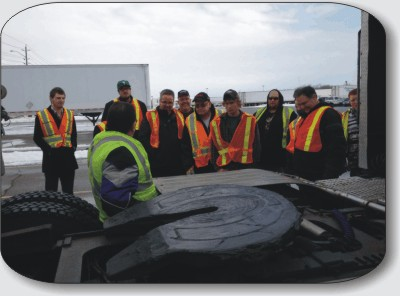 Driving Skills and Coupling - Ontario Truck Training Academy
