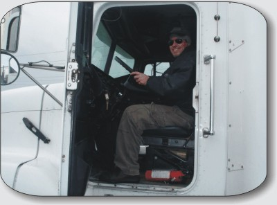 In Cab Training - Ontario Truck Training Academy